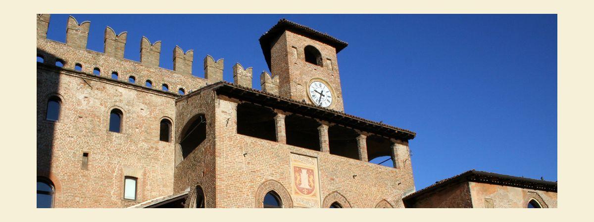 Castell'Arquato - medioevo piacentino