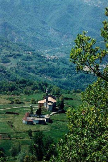 Luoghi dell'Alta Val Trebbia: Cerignale