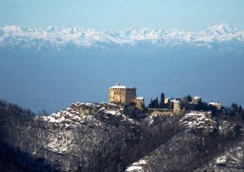Castelli nel piacentino: la Rocca d'Olgisio