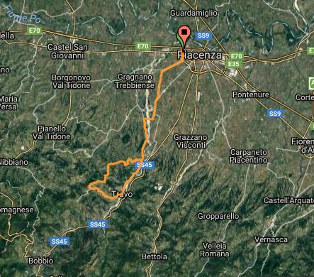 Piacenza Monticello Bobbiano