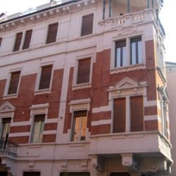 corso Cavour angolo via Romagnosi - Piacenza