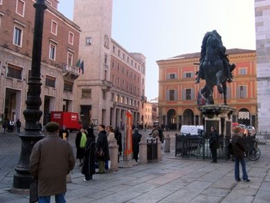 centro storico - Piacenza