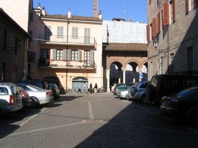 largo di Sant'Ilario - Piacenza