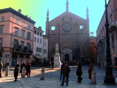 chiesa di San Francesco - Piacenza