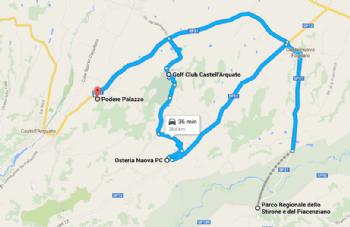 In visita al Parco Fluviale dello Stirone e del Piacenziano