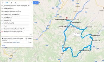 Itinerario di circa 2 ore tra val Nure e val d'Arda