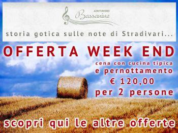 AGRITURISMO BASSANINE - in Promozione