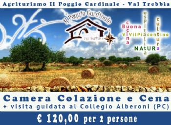 AGRITURISMO IL POGGIO CARDINALE - Offerta