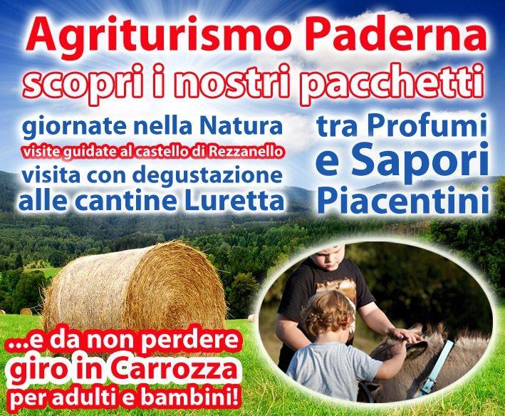 Agriturismo Paderna