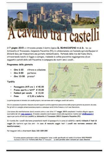 7 giugno al Ranch Bellaria Agriturismo