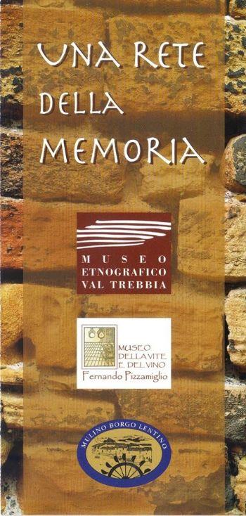 Musei - Una Rete della Memoria