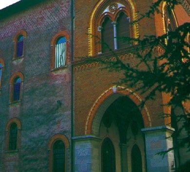 Castelvetro Piacentino - lungo il fiume Po