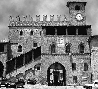Castell'Arquato - itinerari nel Piacentino
