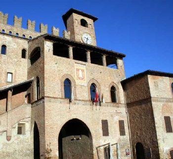 Itinerari nel Piacentino: Castell'Arquato