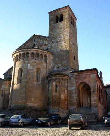 Castell'Arquato: la Rocca Viscontea
