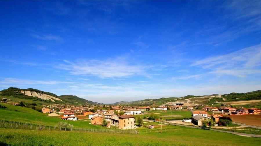 Lugagnano Val d'Arda - visita nel Piacentino