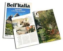 Itinerari a Bettola - tratto da Bell'Italia