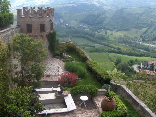 Vigoleno in Val d'Arda