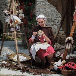 Grazzano Visconti - antiche tradizioni