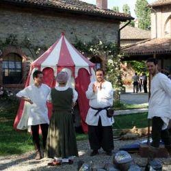 Corteo storico a Grazzano Visconti