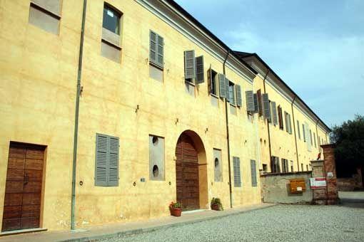 Castel San Giovanni - Palazzo Braghieri