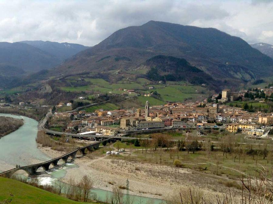Bobbio - itinerari in Val Trebbia