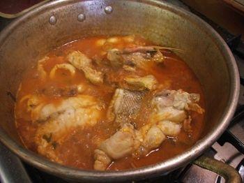 Zuppa di Pesci del Po